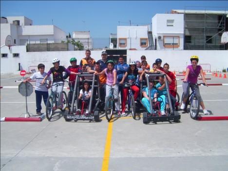 Circuito de Educación Vial, ceipsanbernardo