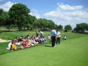 "Club de Golf ""La Cañada"", San Roque"