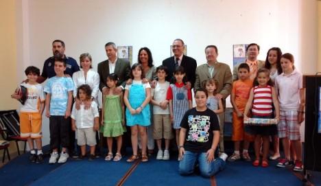 Premiados Concurso Educación Vial