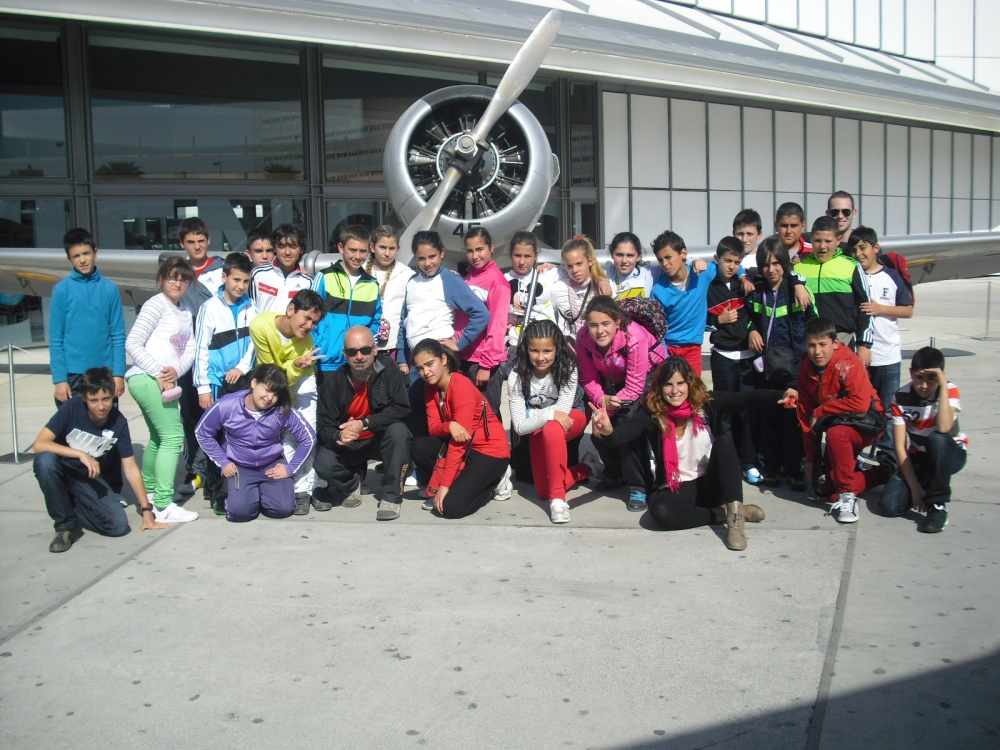 VIAJE A GRANADA 2012 (6º curso) (2/6)