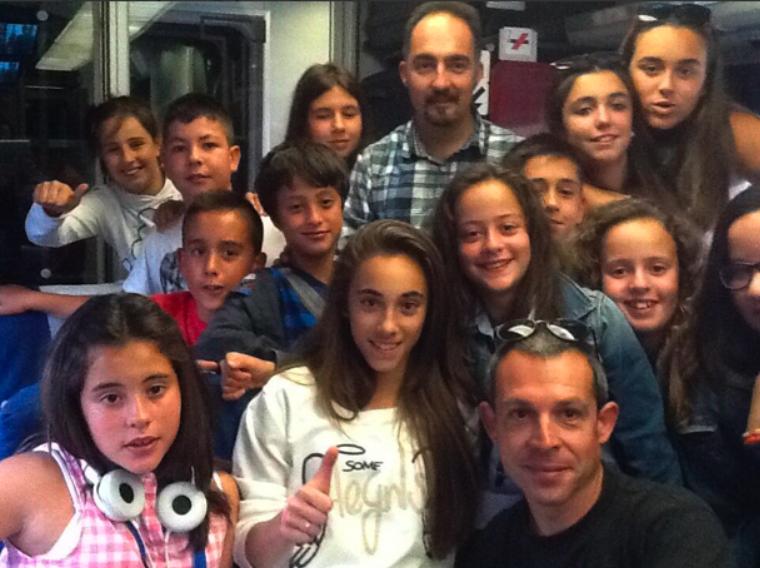 VIAJE A MADRID 6º 2014