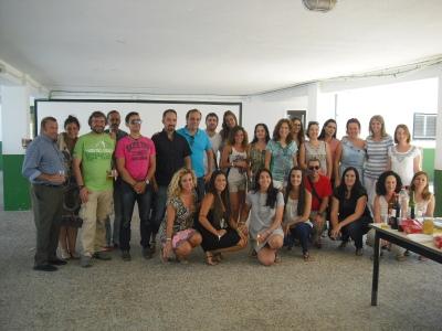 Grupo 2013-14 ceipsanbernardo
