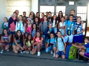 Salida a Madrid 6º ceipsanbernardo
